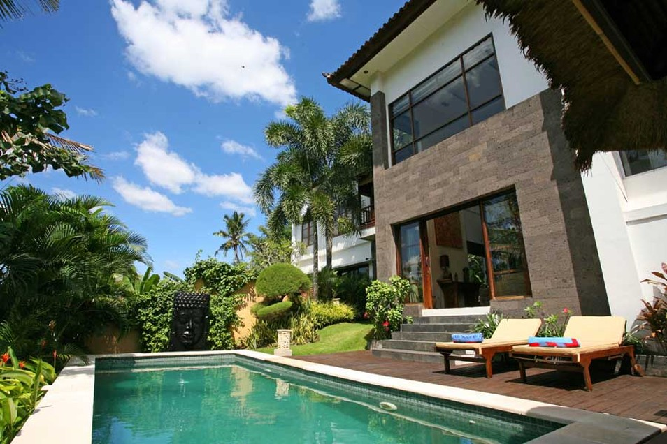 Villa Abadi in the heart of bali's rice terraces - Villa
